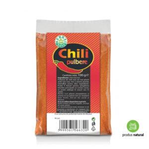 Pulbere de Chili picant