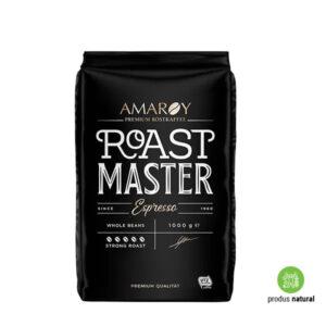 Cafea boabe Espresso cu prăjire și intensitate mare
