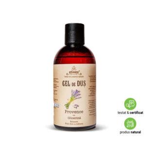 Gel de duș Provence cu glicerină