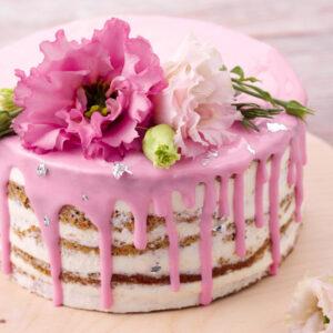 tort glazurat cu serbet